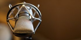 Запись звука с микрофона