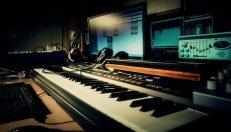 студия звукозаписи,студия
