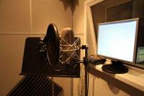 Запись студийного вокала
